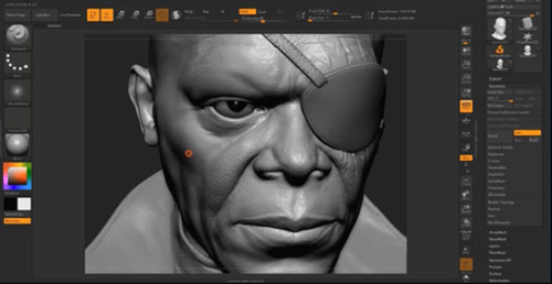 Udemy - Hyper Realistic Character Likeness Portrait for Films