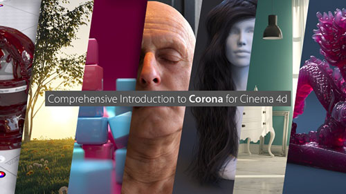 MographPlus - Comprehensive Introduction to Corona for Cinema 4D