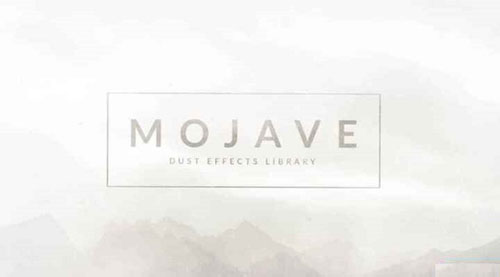 RocketStock - Mojave 100 Dust Effects
