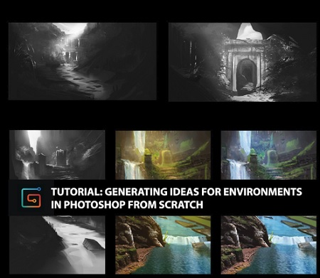 Gumroad - Generating Ideas for Environments from Scratch with Janos Gerasch