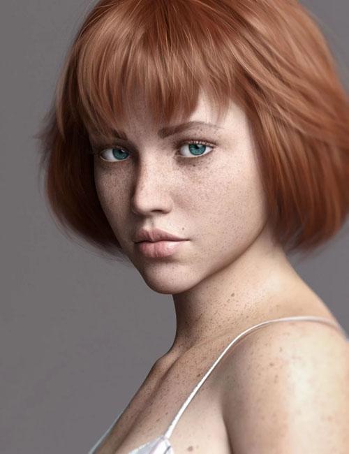Sienna HD For Genesis 8 Female