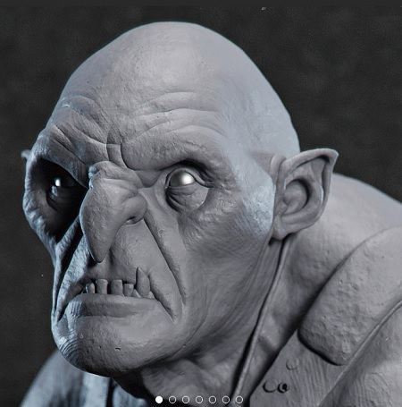 Gumroad - Lookdev and Light your Zbrush Sculpts by Tom Newbury