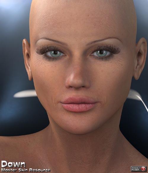 Master Skin Resource 7 - Dawn