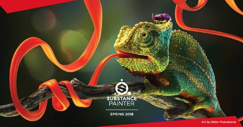 Allegorithmic Substance Painter 2019.2.1.3338 Win/Mac