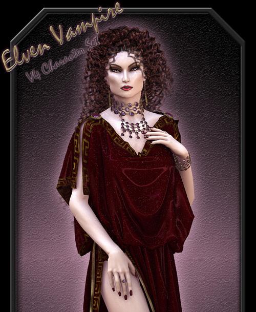 Elven Vampire