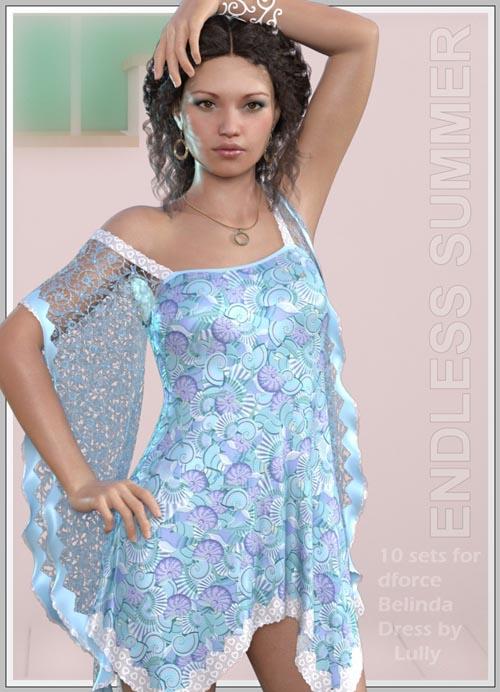 Endless Summer- dforce Belinda Dress