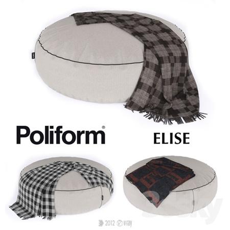 Poof Poliform Elise