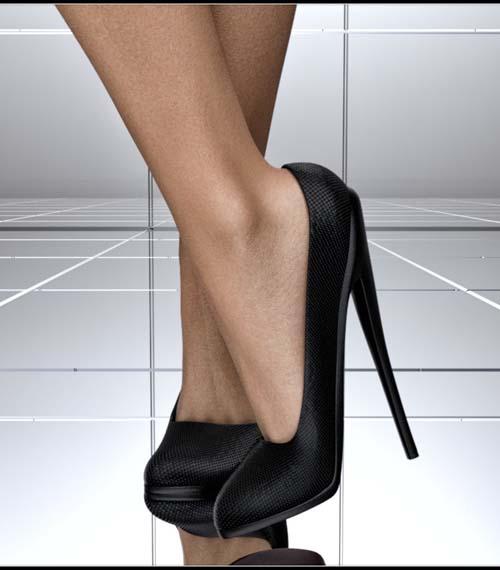 Dainty Heels G8F