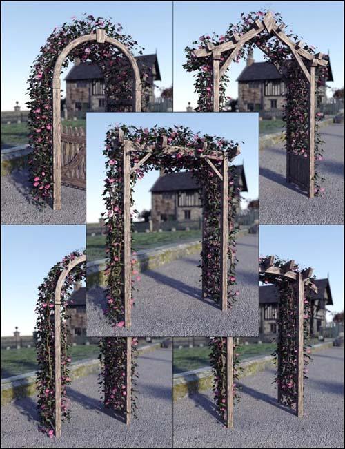 Garden Arches Vol 1
