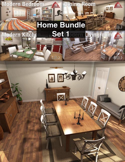 Home Bundle Set #1