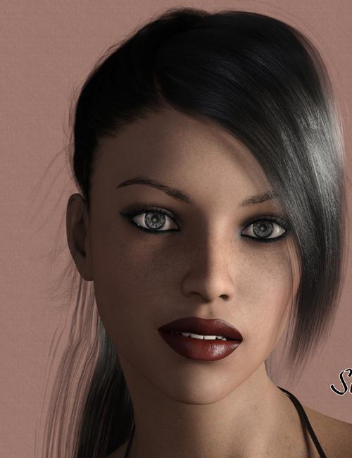 uc_art Selina G8F Character