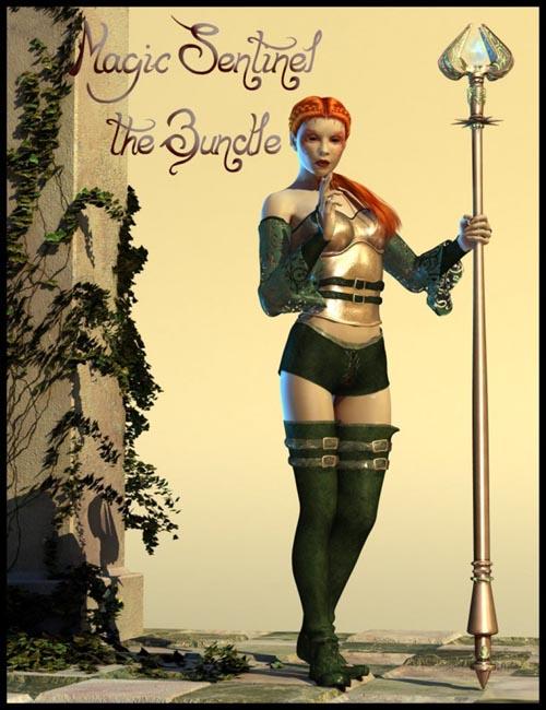 Magic Sentinel The Bundle