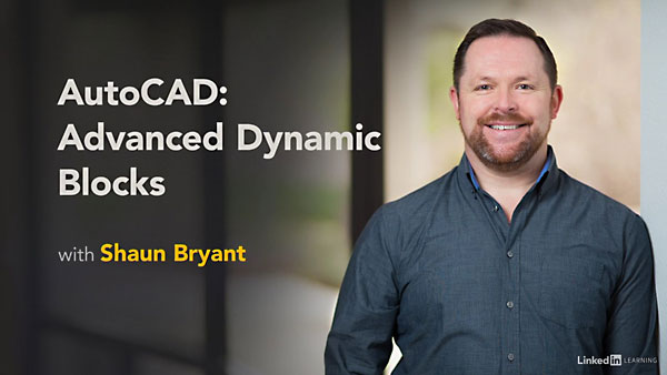 Lynda - AutoCAD: Advanced Dynamic Blocks