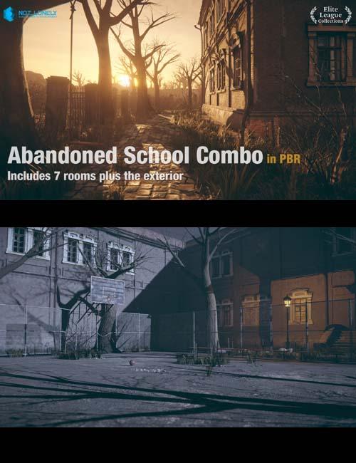 Abandoned School Combo