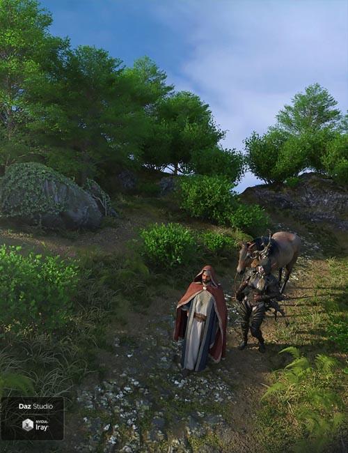 Path to Greywood