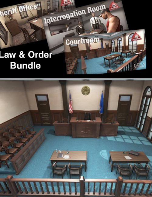 Law & Order bundle