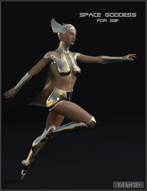 Space Goddess for G8F