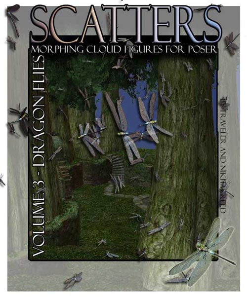 RDNA Scatters Vol 3 - Dragonflies