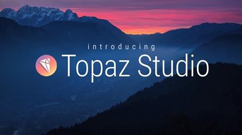 Topaz Studio 2.1.1 Win