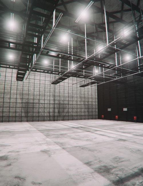 Behind the Scenes - Studio Building