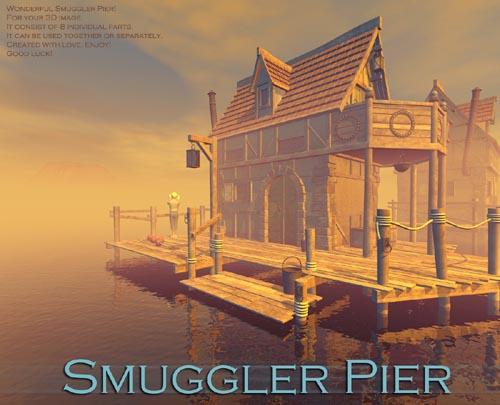 Smuggler Pier