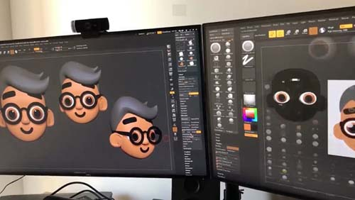 Skillshare - Zbrush For Beginners - Sculpt And Paint Your First Cartoon Character Head In Zbrush