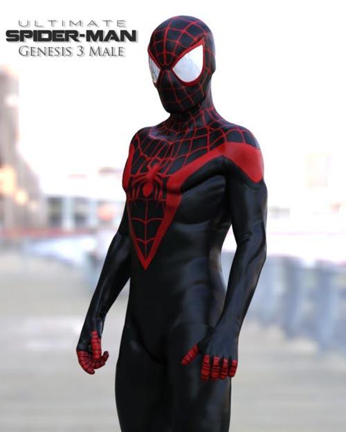 MV Ultimate Spiderman for G3M