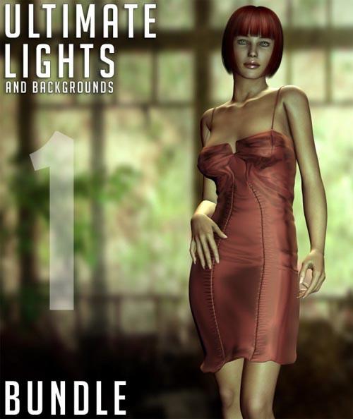 Ultimate Lights And Backgrounds BUNDLE