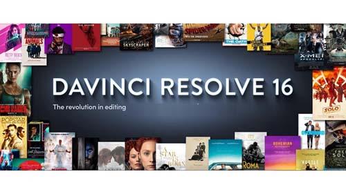 Blackmagic Design DaVinci Resolve Studio 16.1.0.55 Win