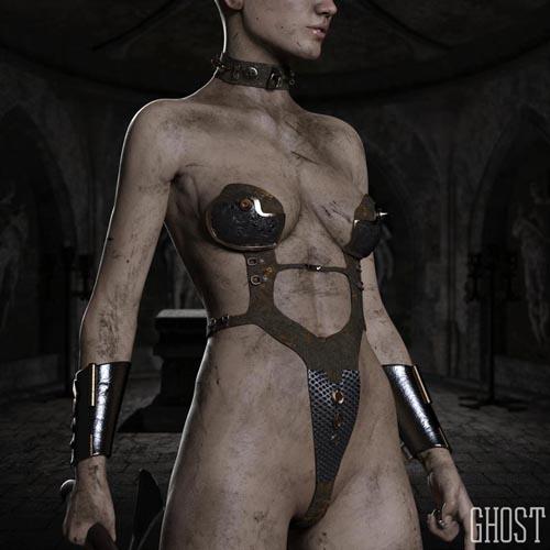 Hinged Set for Genesis 3 Female