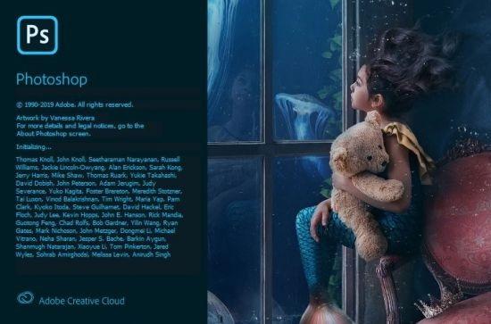 Adobe Photoshop CC 2020 v21.0.0.37 Win