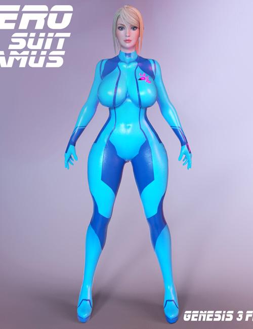 Zero Suit Samus Genesis 3 Female