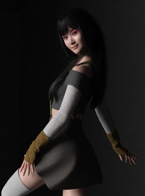 Kiyomi For G8F