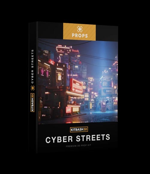 Props: Cyber Streets