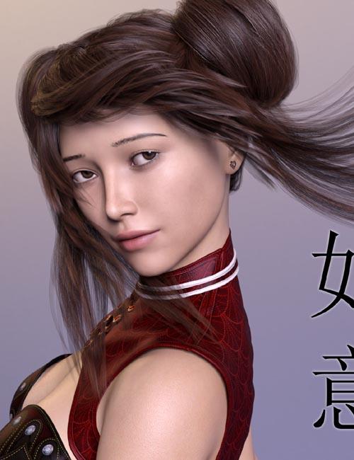 Ru Yi for Genesis 8 Female