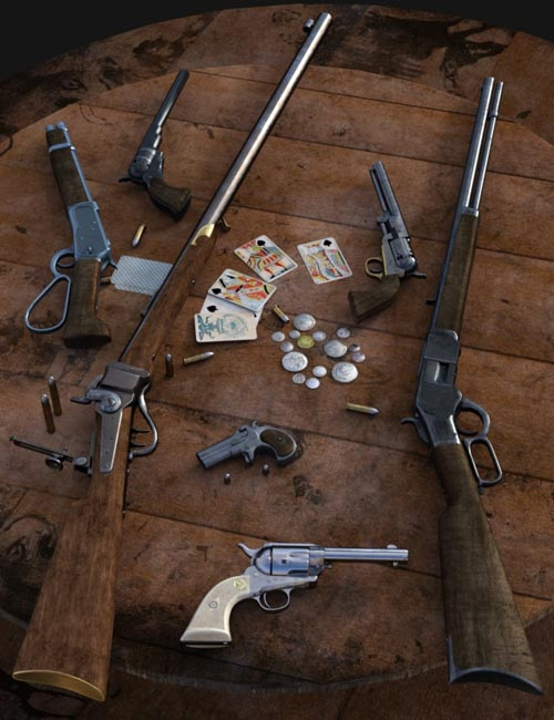 Old West Firearms Vol 2