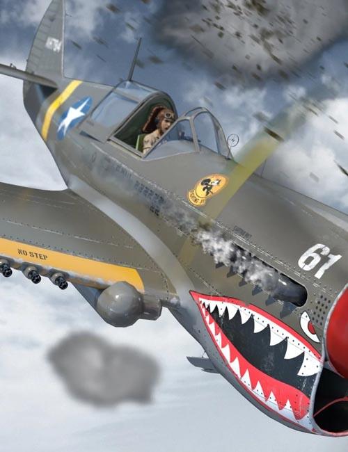 War Hawk Military Aircraft