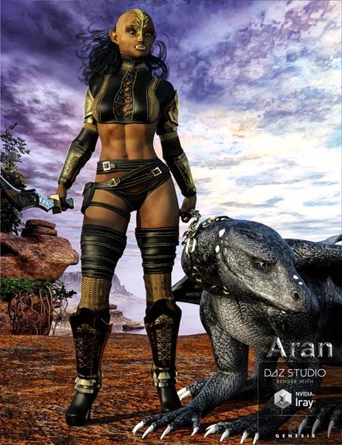Aran for Genesis 3 Female
