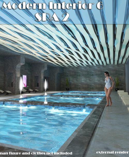 A Modern Interior 6 - SPA 2