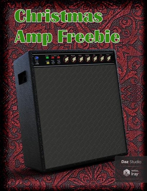 Christmas Freebie Amp
