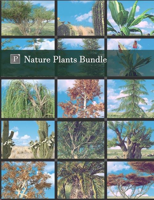 Nature Plants Bundle
