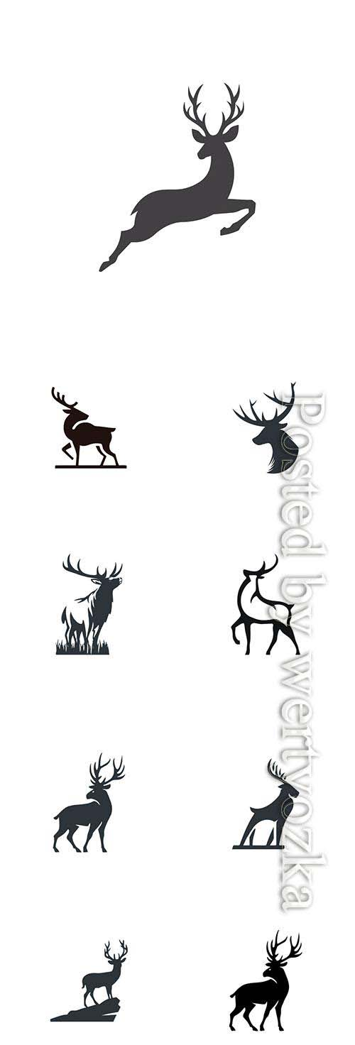 Animal logo in vector # 2