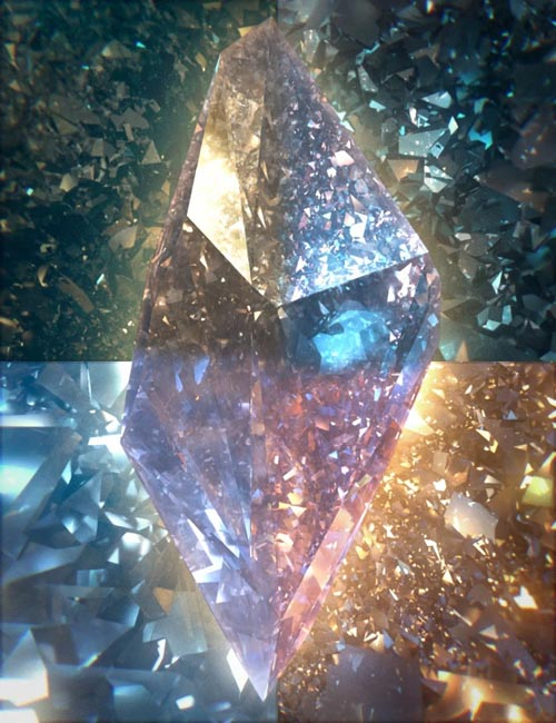 iRadiance Crystal - Sparkle Rich HDRIs for Iray