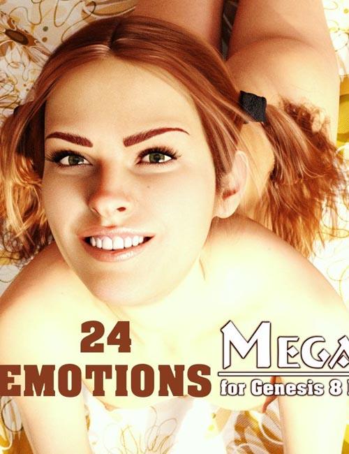 MegaM Emotions for G8F