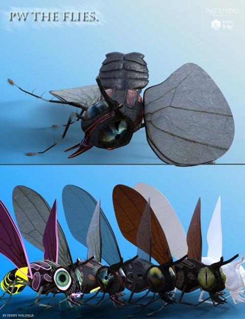 PW The Flies