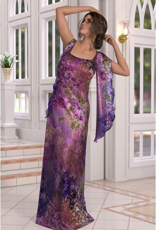 dForce - Belinda Long Gown for G8F