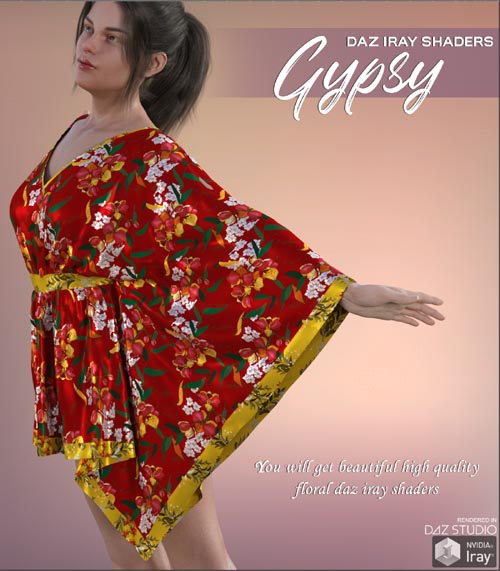 Daz Iray - Gypsy