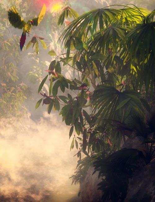 Tropical and Sub Tropical Foliage - Trees and Shrubs