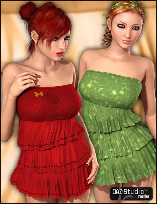 Ruffle Top for V4/A4/Elite