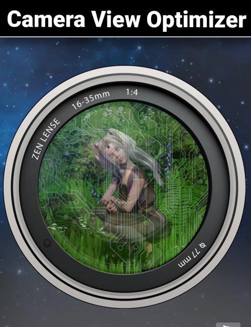 Camera View Optimizer